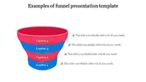 analysis funnel presentation template