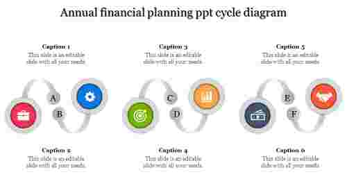 A six noded PPT cycle diagram