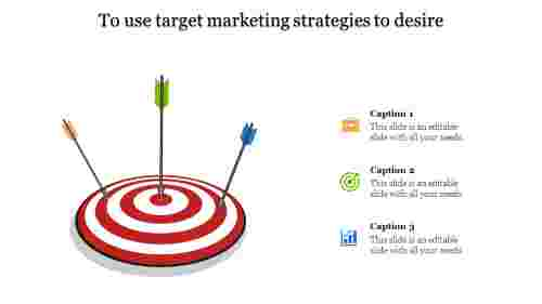 Target marketing strategies - 3 Steps
