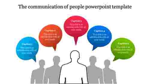 Communicationofpeoplepowerpointtemplate