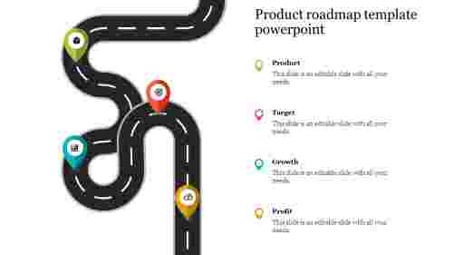 Best Product Roadmap Template Powerpoint