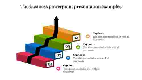 A four noded business powerpoint presentation examples