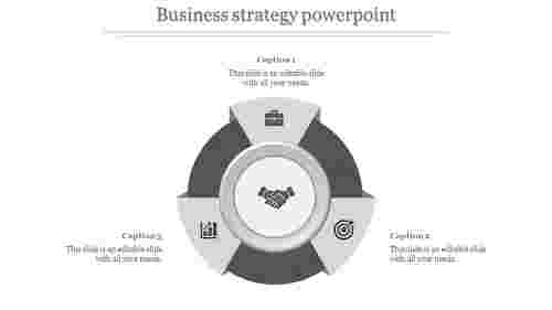 business strategy powerpoint-business strategy powerpoint-Gray