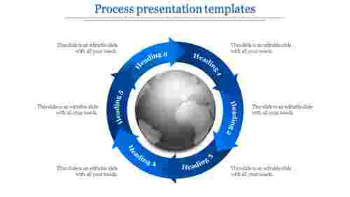 process presentation templates-process presentation templates-Blue