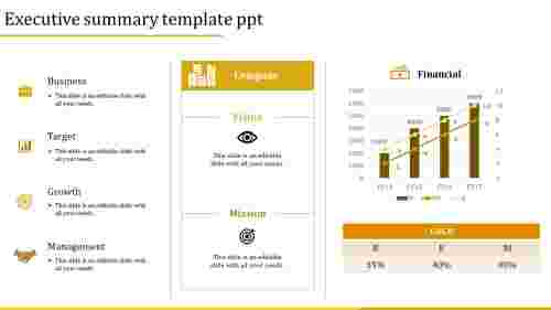 executive summary template ppt-executive summary template ppt-Yellow