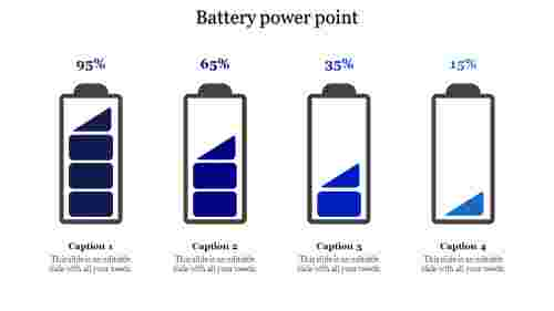battery power point-battery power point-Blue