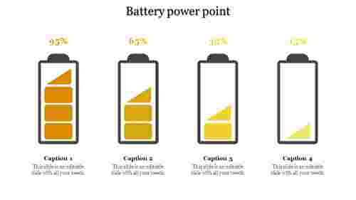 battery power point-battery power point-Yellow