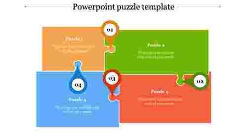 powerpoint puzzle template-powerpoint puzzle template-4