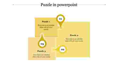 puzzle in powerpoint-puzzle in powerpoint-3-Yellow