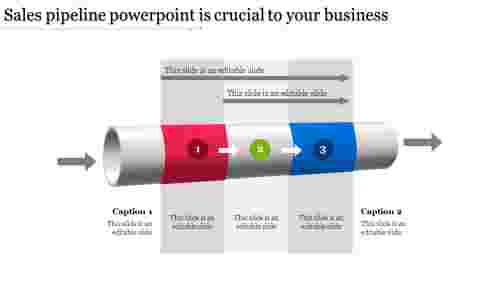 sales pipeline powerpoint-Sales pipeline powerpoint is crucial to your business-Multicolor