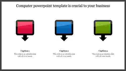 computer powerpoint template-Computer powerpoint template is crucial to your business