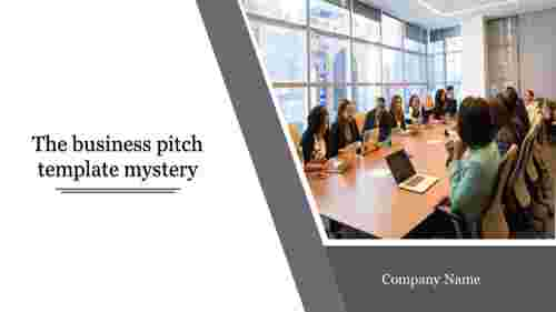 Become Better With Business Pitch Template