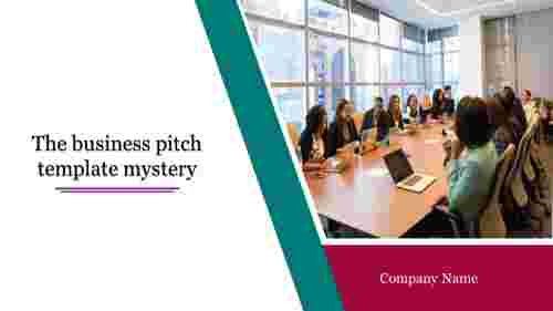 Tips About Business Pitch Template
