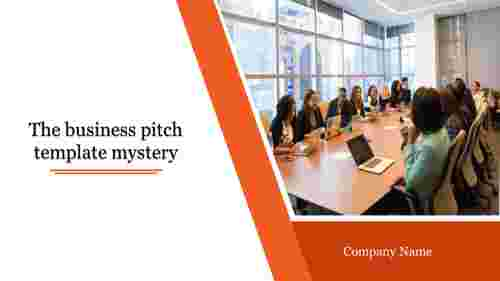 To Get Deals On Business Pitch Template