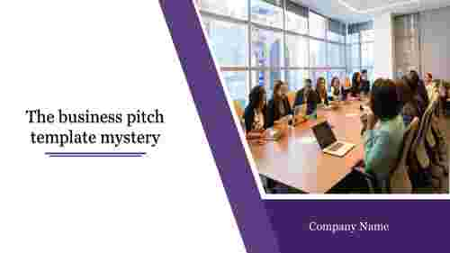 Business Pitch Template Strategies