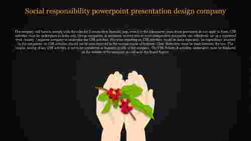 A one noded powerpoint presentation design company