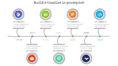 Drawing Build A Timeline In Powerpoint