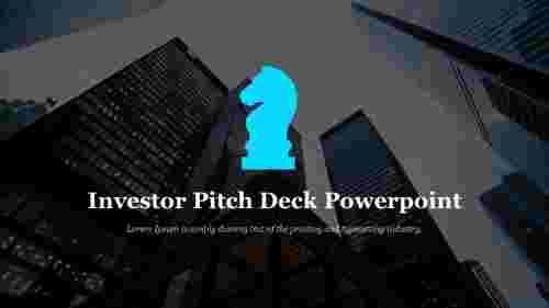 Startup Investor Pitch Deck Powerpoint