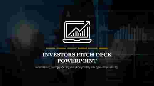 Raising Investor Pitch Deck Powerpoint