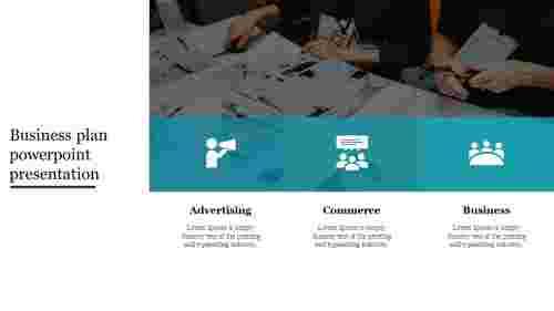 Portfolio business plan powerpoint presentation