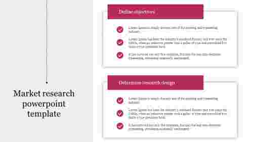 Analysis Of Market Research Powerpoint Template Presentation Model