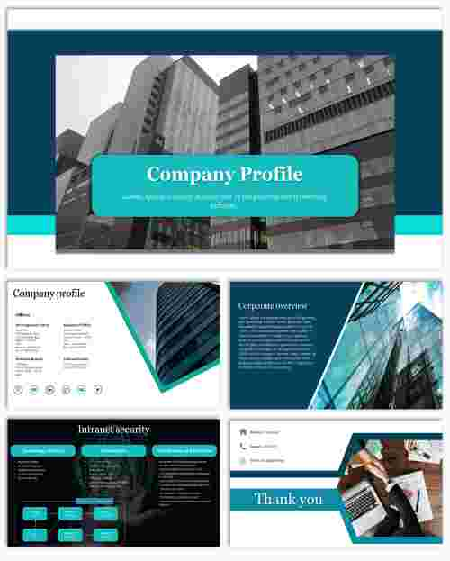 Company profile powerpoint presentation slides