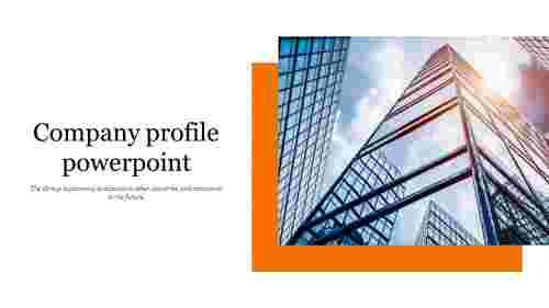 Creative company profile powerpoint