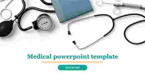 Medical powerpoint template for introduction