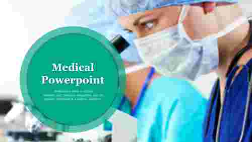 Medical powerpoint for presentation