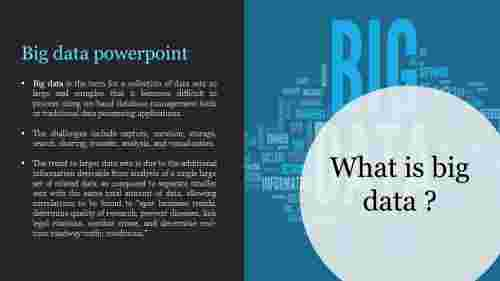 Informative big data powerpoint
