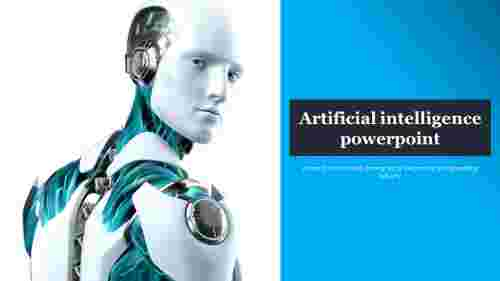A one noded Artificial intelligence powerpoint