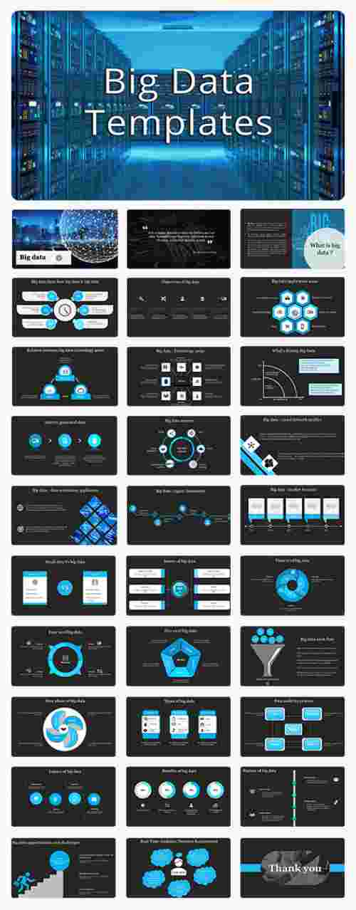 Best big data powerpoint templates