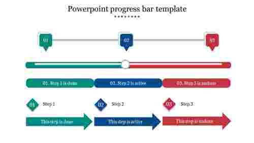 PowerPoint progress bar template