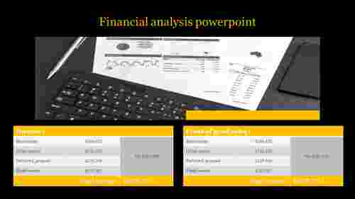 financial analysis powerpoint