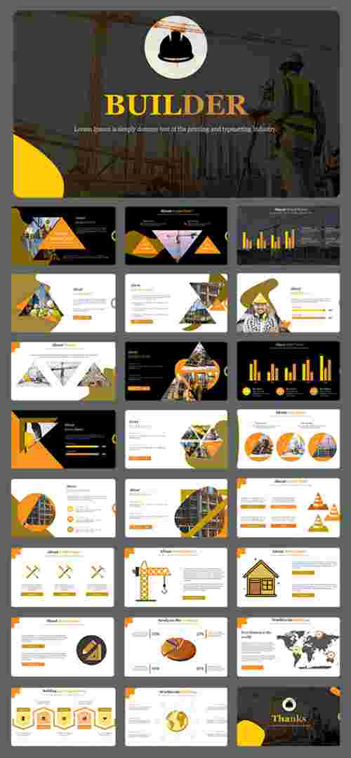 Best builder powerpoint templates