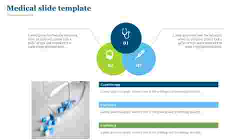 medical slide template