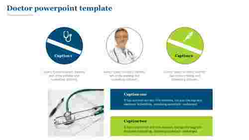 Chief doctor powerpoint template