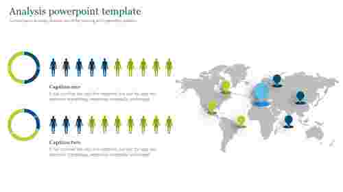 Medical analysis powerpoint template