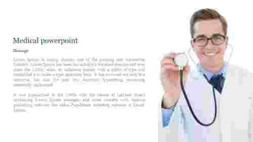 Portfolio medical powerpoint