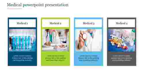 Portfolio medical powerpoint presentation