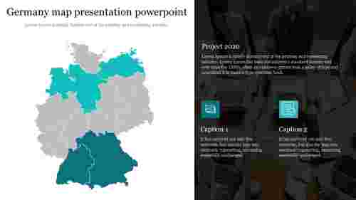 map presentation powerpoint