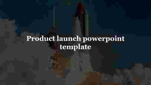 Product launch powerpoint template for introduction presentation