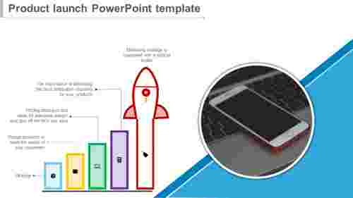 Creative Product launch powerpoint template