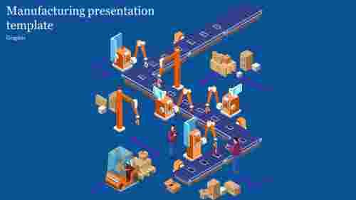 Graphicmanufacturingpresentationtemplate
