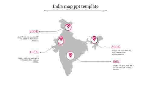 AnimatedindiamapPPTtemplate