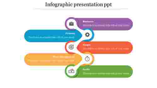 Creative infographic presentation ppt