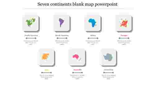 Download%207%20Continents%20Blank%20Map%20PowerPoint%20Templates