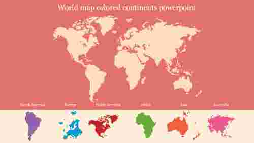 World%20map%20colored%20continents%20powerpoint