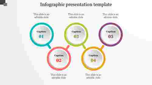 Best infographic presentation template