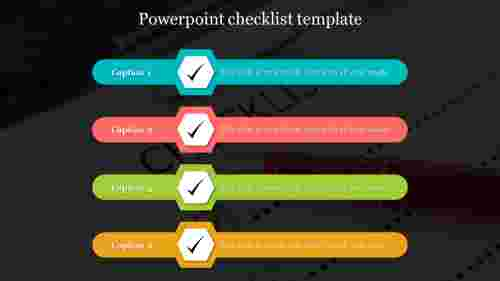 Best powerpoint checklist template